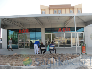 Didim Devlet Hastanesi'nin yenilenen acil servisi hizmete girdi