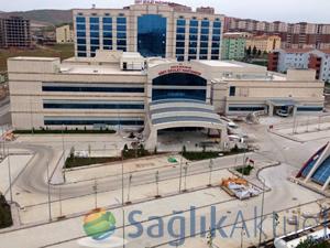 Siirt Devlet Hastanesi'nde 20 güne kadar tüm birimler hizmet vermeye başlayacak
