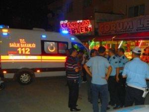 AK Parti milletvekilleri kazada yaralandı