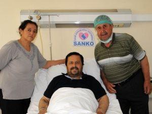 Böbrek hastaları nakille sağlına kavuştu