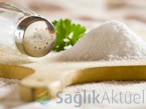 6 gramdan fazla tuz tüketmeyin