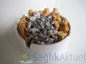 Dünyada her yıl 5 trilyon sigara izmariti üretiliyor