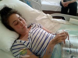 Estetik ameliyatında ayağı kesilen kadına sağlık raporu şoku
