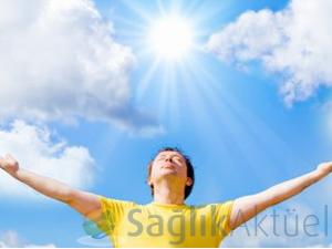 10 dakika güneşlen D vitaminini depola