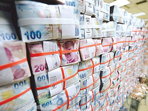 İşte Türkiye'nin 2015 bütçesi!