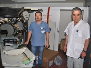 Ödemiş Devlet Hastanesi tomografi sorununa açıklık getirdi