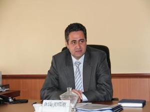 Ardahan Sağlık Müdürlüğü'ne Şentürk atandı