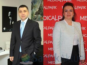 Medical Park Antalya'da görev değişikliği