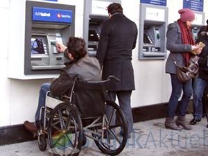 BDDK'dan engelliler için yönetmelik taslağı