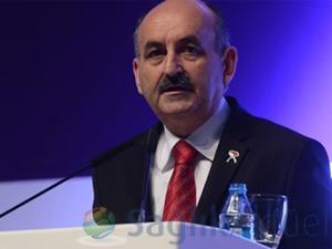 Sağlık Bakanı Müezzinoğlu, Roma'da
