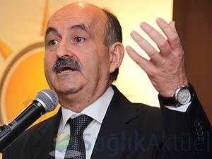 """Sağlık Bakanı Müezzinoğlu: """"LÖSEV'in duygu sömürüsü yapmaması lazım"""""""