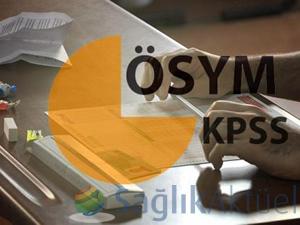 KPSS ortaöğretim oturumu sona erdi