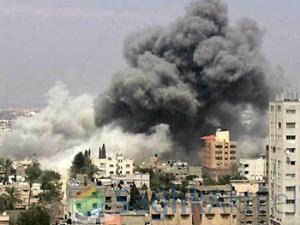 İsrail Gazze'de hastaneyi vurdu: En az 4 ölü