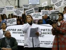Lepra Hastanesi Kapatılıyor!