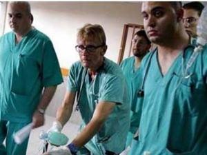Obama'ya mektup gönderen doktor: Ağır yaralılar ülke dışına çıkmalı