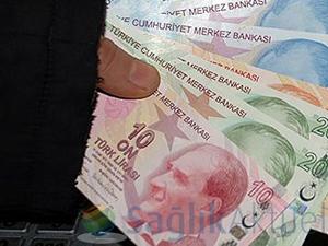 2013'te kişi başı sağlık harcaması bin 100 lira