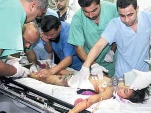 Gazze'de ilaç ve tıbbi malzeme miktarı çok az!