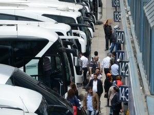 Bayramda otobüslerde muhbir polisler olacak