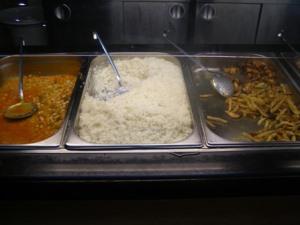 Sağlık personelleri yemeklerden memnun değil