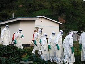 Rusya'dan Gine'ye Ebola ekibi