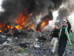 İsrail'in Gazze'ye yönelik saldırılarının bir aylık bilançosu