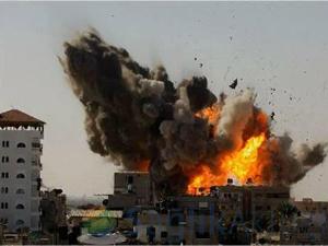 Gazze'de 15 sağlık personeli hayatını kaybetti