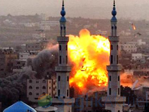 İsrail saldırılarında ölenlerin sayısı 2 bin 155'e yükseldi