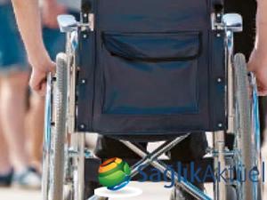 """""""Bazen iyi ki engelli olmuşum diyorum"""""""