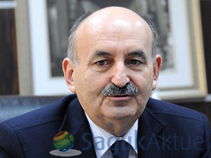 Bakan Müezzinoğlu'nun uçağı zorunlu iniş yaptı
