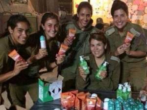 Ünlü markadan İsrail'e tam destek!