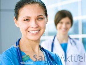 Kadın sağlıkçıya kreş müjdesi