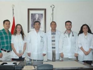 Bucak Devlet Hastanesine 5 uzman doktor atandı