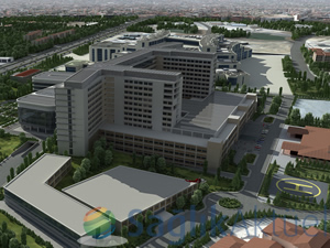 Dr. Lütfi Kırdar Kartal Eğitim ve Araştırma Hastanesi yenilenecek