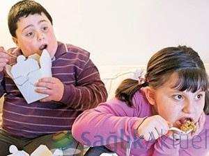 """Obezite salgın haline geldi"""