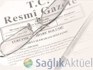 Türk Veteriner Hekimleri Birliği Hizmetlerinin Yürütülmesine İlişkin Uygulama Yönetmeliğinde Değişiklik