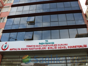 Antalya'da bir yılda 324 bin ameliyat, 23 bin doğum gerçekleşti