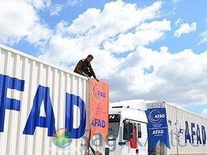 """Suriyeli bebeğe """"AFAD"""" adı verildi"""