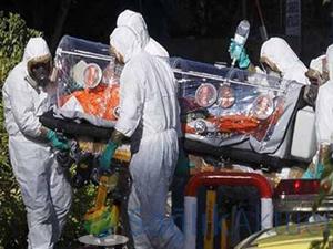 Ebola nedeniyle bir milyon kişi karantinada