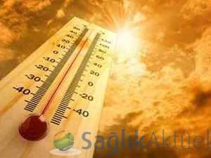 Antalya'da sıcak hava uyarısı