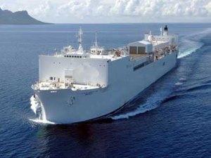 Dünyanın ilk gemi hastanesi geliyor