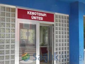 Edirne Devlet Hastanesinde, ayaktan kemoterapi hizmeti