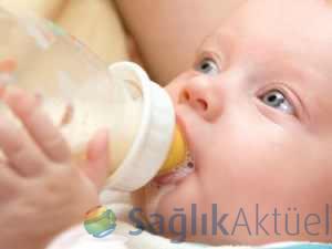 Bebek maması, yağ, bal ve çaya sıkı takip