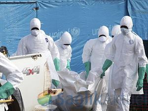 Batı ve Orta Afrika'daki Ebola salgını BM'yi tedirgin etti
