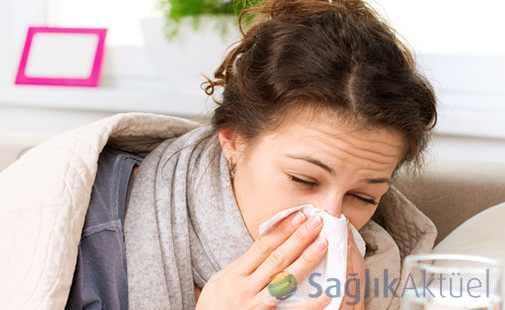 Grip olmamak için sağlıklı beslenin