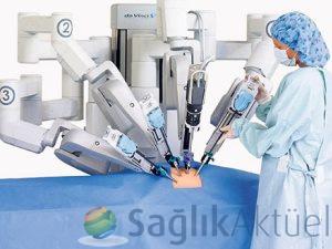Robotik cerrahide kamu hastaneleri, özellerle rekabet edecek