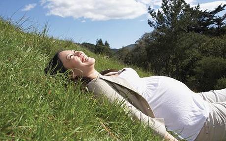 Yaz sıcağında hamilelik artık korkulu sendrom olmaktan çıkıyor