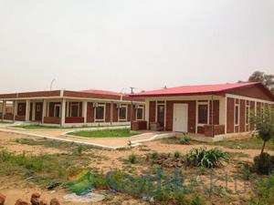 Nijer'e yeni göz hastanesi