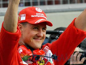 Eski Formula 1 Pilotu Schumacher taburcu edildi