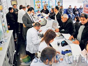 Sağlık Bakanlığı bakım çalışması eczaneleri ve vatandaşları mağdur etti