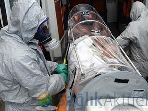 ABD'deki ilk Ebola virüsü vakası
